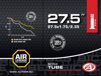 "DUŠA AT - MTB - 27,5"" 27.5 X 1.75 / 2.35"