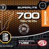 DUŠA AT - ROAD - 700 SuperLite FV60 700 X 18 / 25C
