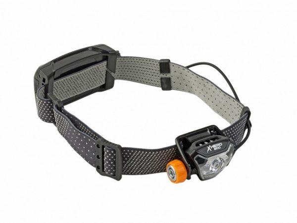 ČELOVKA X-HEAD 600 lm USB