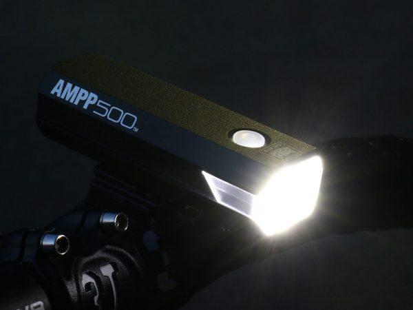 SVETLO PREDNÉ CATEYE HL-EL085RC AMPP500