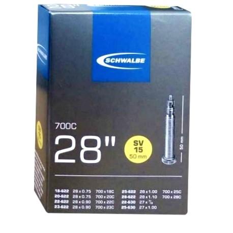 DUŠA 700X18/28C FV 50MM (18/28-622)