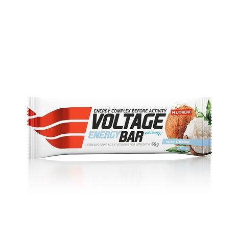 VOLTAGE ENERGY CAKE - KOKOS, 65 G